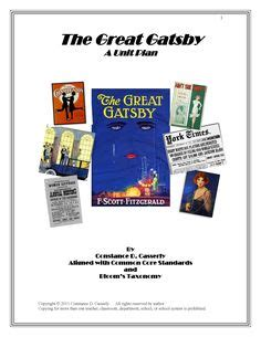 SparkNotes: The Great Gatsby: Plot Overview